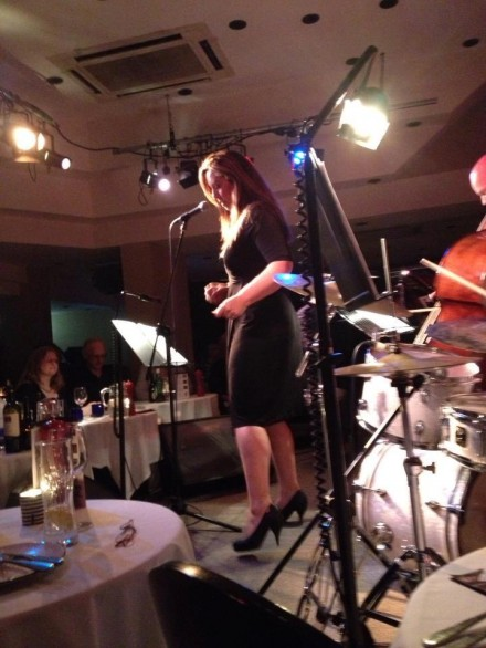 Performing At The Pheasantry @ PizzaExpress 19/9/14
