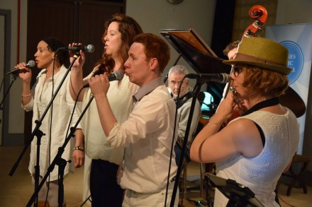 OSO Arts Centre 'Song Of Freedom' Music Festival 27/03/15