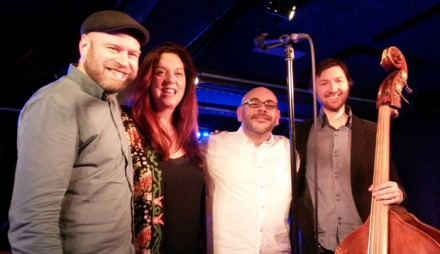 Jazzwise Review of my gig @Pizza Express Jazz Club Soho 15/03/2015